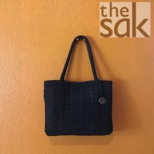 The Sak Crochet Tote